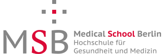 Logo der Medical School Berlin