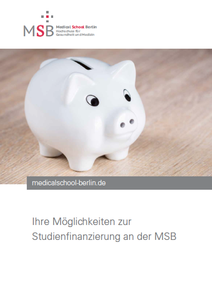 Informationen zur Studienfinanzierung (PDF-Download)