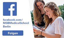 MSB Medical School Berlin auf Facebook